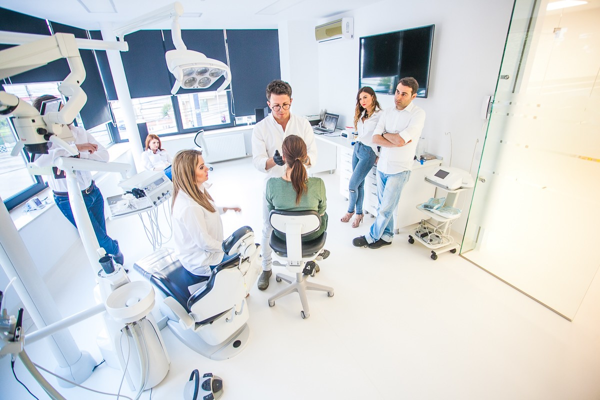 Toldimed Dentist Stomatologieie Constanta